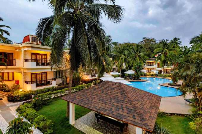 Affordable Hotel Stay in Goa